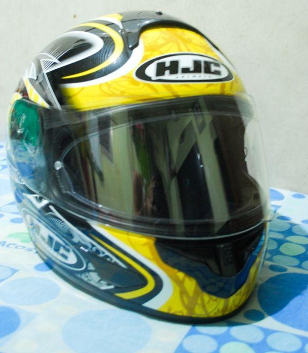 For Sale: HJC (CL-16) Helmet DSC_1870