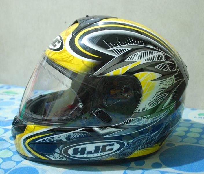 For Sale: HJC (CL-16) Helmet DSC_1871