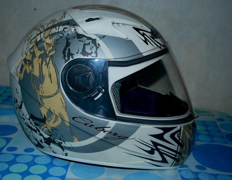 For Sale: CABERG V2R (Rodeo) Helmet DSC_1877