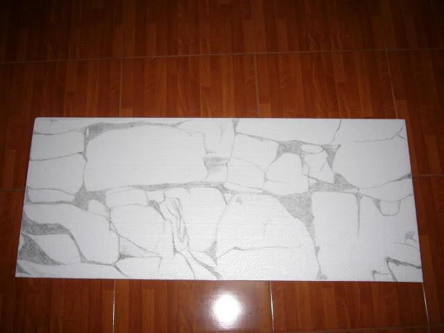 Fondo rocoso 3D (Por fuera del acuario) P1040055