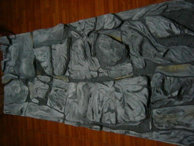 Fondo rocoso 3D (Por fuera del acuario) P1040240