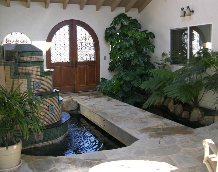 Waterfall Pictures ................................Please Courtyard_1