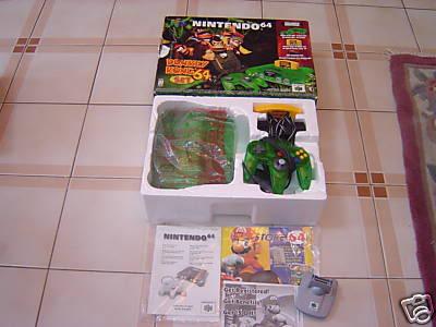Nintendo 64 13N64Donkey
