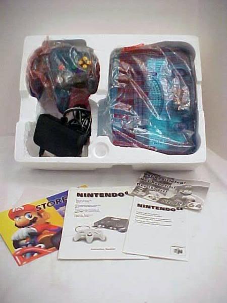 Nintendo 64 22N64celestemanuales