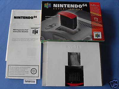 Nintendo 64 23Expansionpack