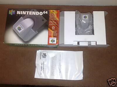 Nintendo 64 25Rumblepack