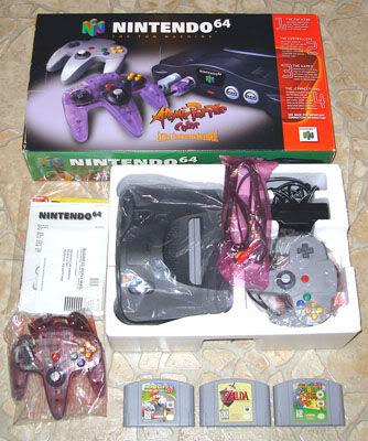 Nintendo 64 2N642controles