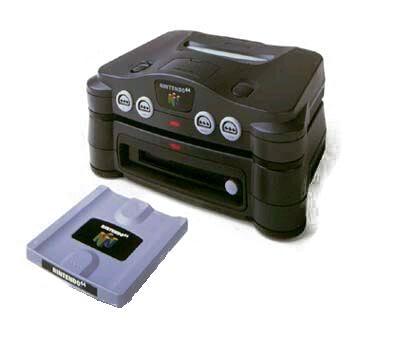 Nintendo 64 30N64DD-1