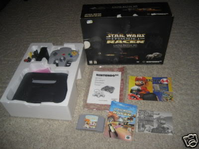 Nintendo 64 5N64starwarsraicer