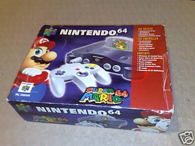 Nintendo 64 6N64marioAmerica