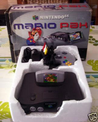 Nintendo 64 7N64MarioEuropa