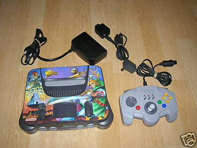 Nintendo 64 N64raro1