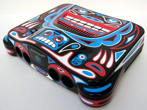 Nintendo 64 N64raro2