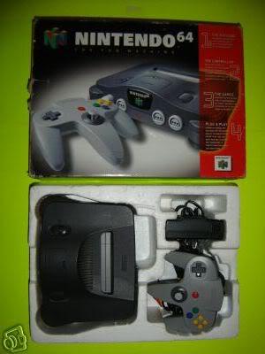 Nintendo 64 Nintendo64clasico