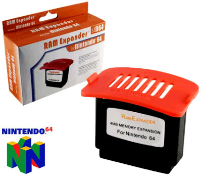 Nintendo 64 BExpansionpack