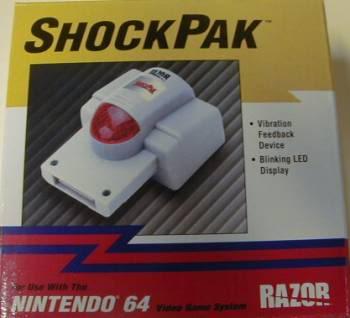 Nintendo 64 EShockpack