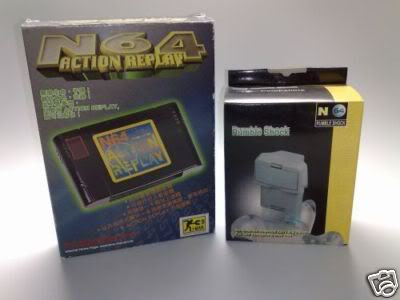 Nintendo 64 ETremorpack