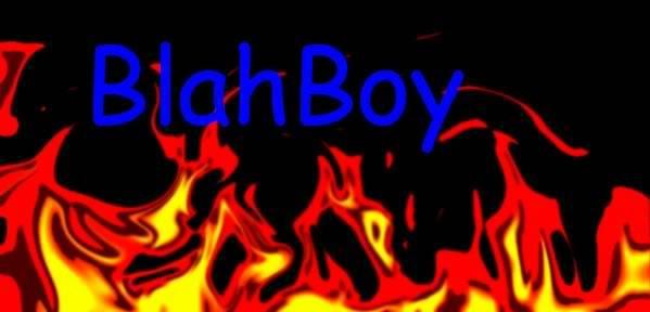 .::BlahBoy::. Blahboy