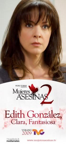 [ FOTOS ] Promocionales de 'Clara, Fantasiosa', Mujeres Asesinas 2 4221_1006216374301_1791667970_8539_