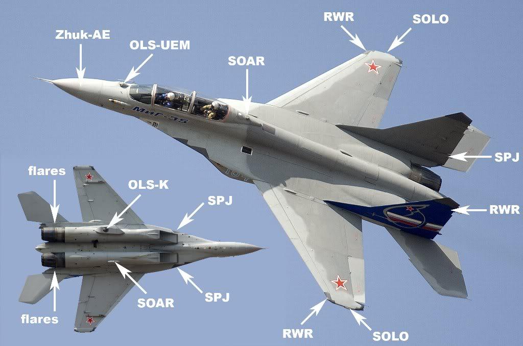 باريس والقاهرة على وشك الإتفاق على 24 مقاتلة رافال وفرقاطة فريم - صفحة 4 MiG-35_OLS_SOAR_SOLO