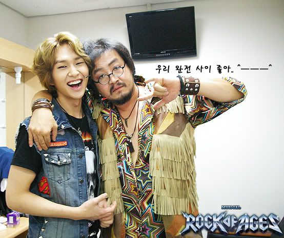 [Official][18.09.10]Onew @Rock of Age Musical BTS 100918_154956_rock00