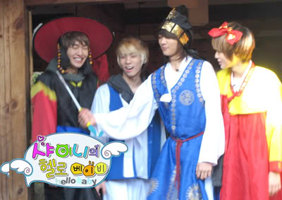 [Photo] SHINee's Hello Baby Lalalalalala4