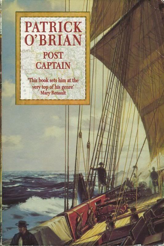 Saga di Jack Aubrey e Stephen Maturin 02PostCaptain