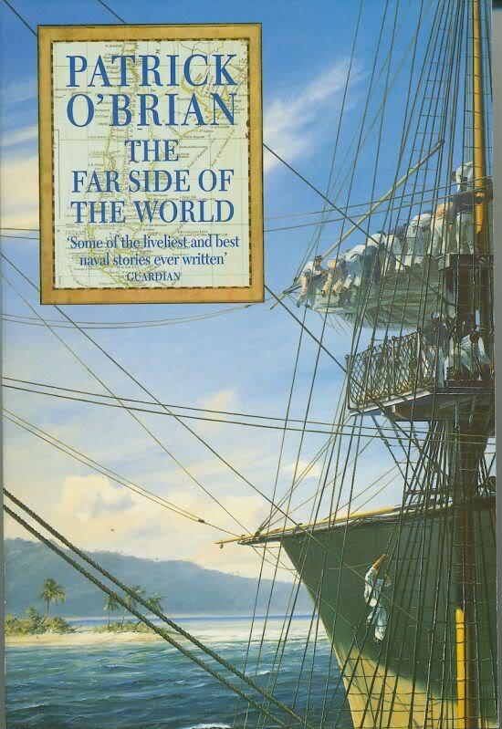 Saga di Jack Aubrey e Stephen Maturin 10TheFarSideOdTheWorld