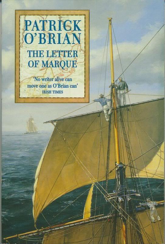 Saga di Jack Aubrey e Stephen Maturin 12TheLetterOfMarque