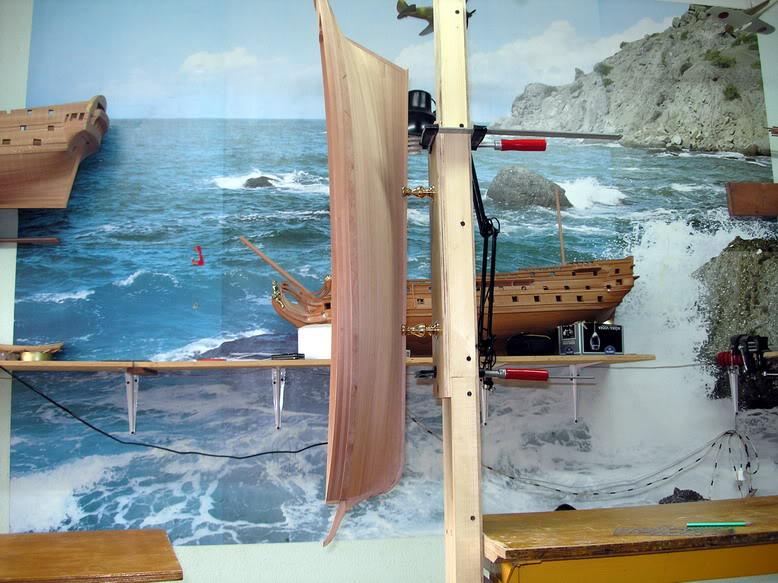 Yacht Imperiale Queen Victoria - Tecnica Costruttiva dello Scafo - Pagina 3 IMG_01590