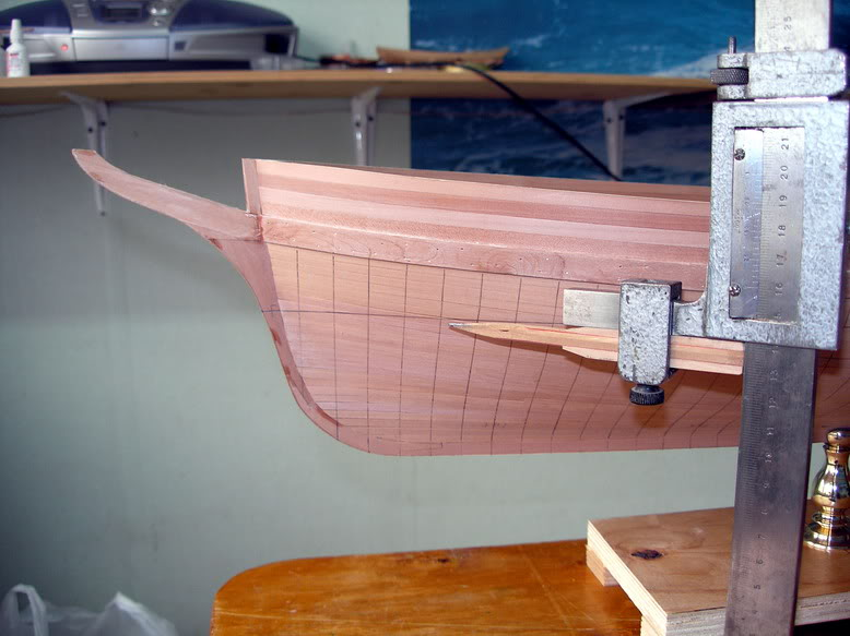 Yacht Imperiale Queen Victoria - Tecnica Costruttiva dello Scafo - Pagina 3 IMG_01610