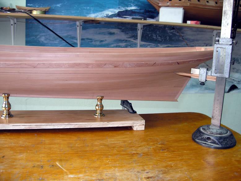 Yacht Imperiale Queen Victoria - Tecnica Costruttiva dello Scafo - Pagina 3 IMG_01620