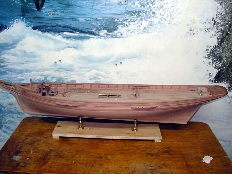 Yacht Imperiale Queen Victoria - Tecnica Costruttiva dello Scafo - Pagina 3 IMG_03020