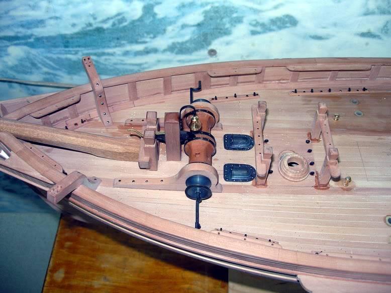 Yacht Imperiale Queen Victoria - Tecnica Costruttiva dello Scafo - Pagina 3 IMG_03030