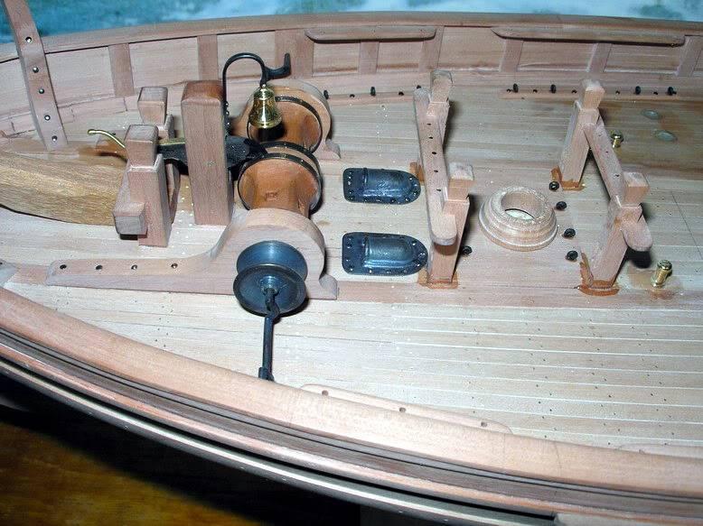 Yacht Imperiale Queen Victoria - Tecnica Costruttiva dello Scafo - Pagina 3 IMG_03050