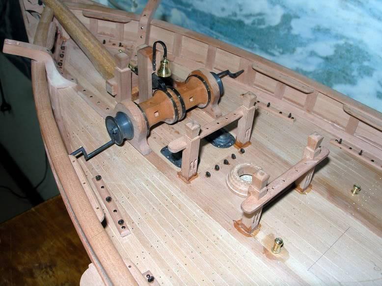 Yacht Imperiale Queen Victoria - Tecnica Costruttiva dello Scafo - Pagina 3 IMG_03060