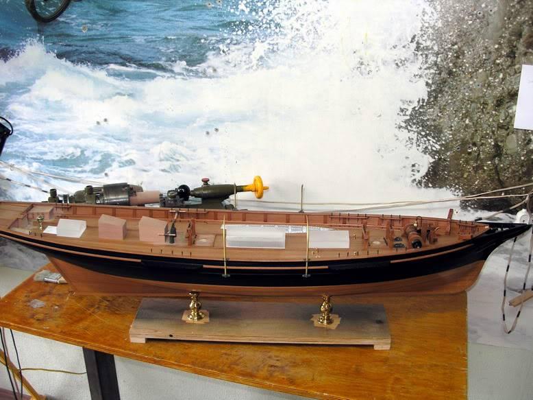 Yacht Imperiale Queen Victoria - Tecnica Costruttiva dello Scafo - Pagina 3 IMG_03070