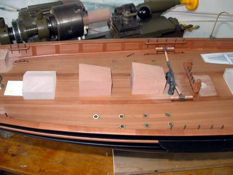 Yacht Imperiale Queen Victoria - Tecnica Costruttiva dello Scafo - Pagina 3 IMG_03090