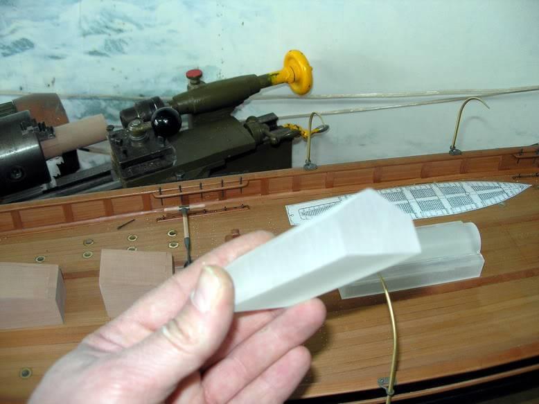 Yacht Imperiale Queen Victoria - Tecnica Costruttiva dello Scafo - Pagina 3 IMG_03100