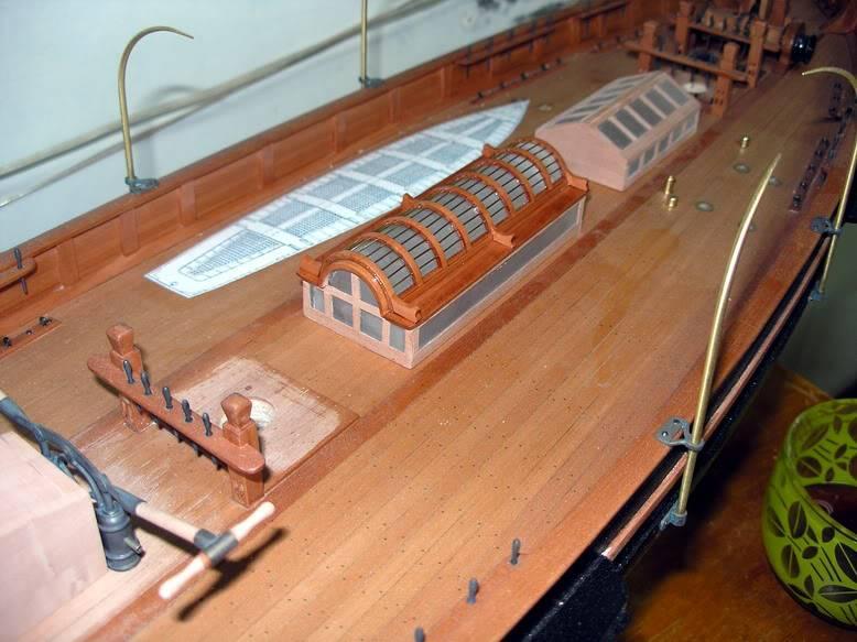 Yacht Imperiale Queen Victoria - Tecnica Costruttiva dello Scafo - Pagina 4 IMG_03210