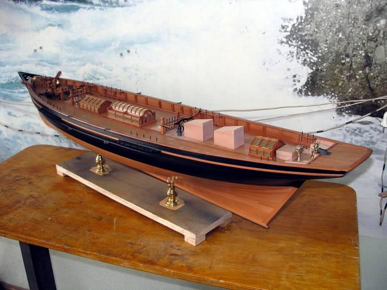 Yacht Imperiale Queen Victoria - Tecnica Costruttiva dello Scafo - Pagina 4 IMG_03370