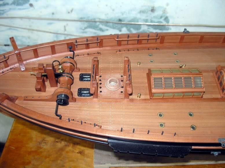 Yacht Imperiale Queen Victoria - Tecnica Costruttiva dello Scafo - Pagina 4 IMG_03380
