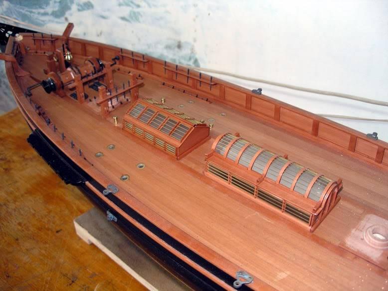 Yacht Imperiale Queen Victoria - Tecnica Costruttiva dello Scafo - Pagina 4 IMG_03390
