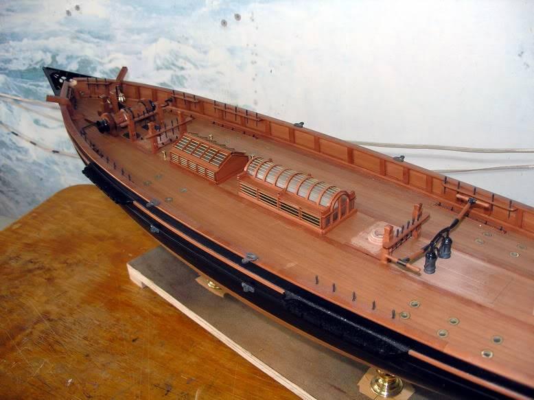 Yacht Imperiale Queen Victoria - Tecnica Costruttiva dello Scafo - Pagina 4 IMG_03400