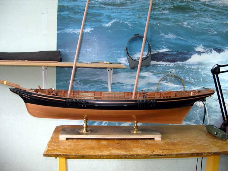 Yacht Imperiale Queen Victoria - Tecnica Costruttiva dello Scafo - Pagina 4 IMG_03420