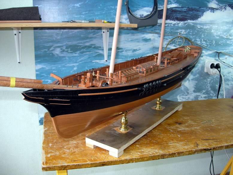 Yacht Imperiale Queen Victoria - Tecnica Costruttiva dello Scafo - Pagina 4 IMG_03430
