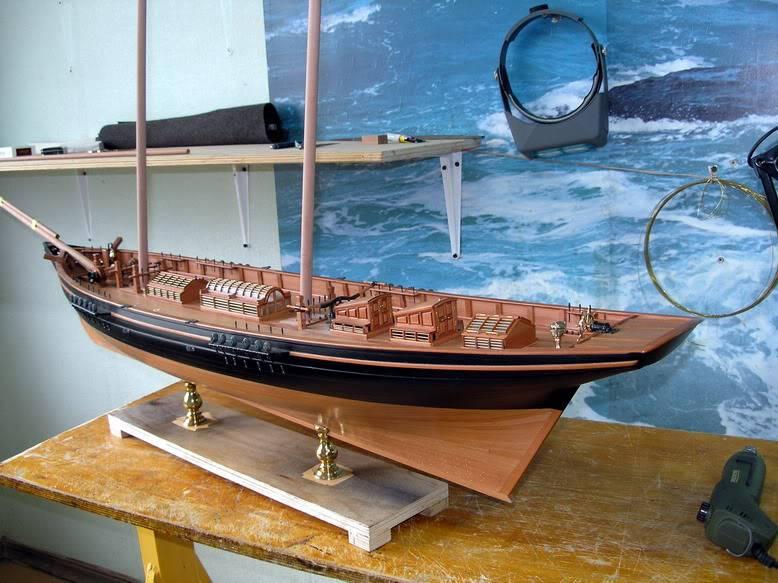 Yacht Imperiale Queen Victoria - Tecnica Costruttiva dello Scafo - Pagina 4 IMG_03440