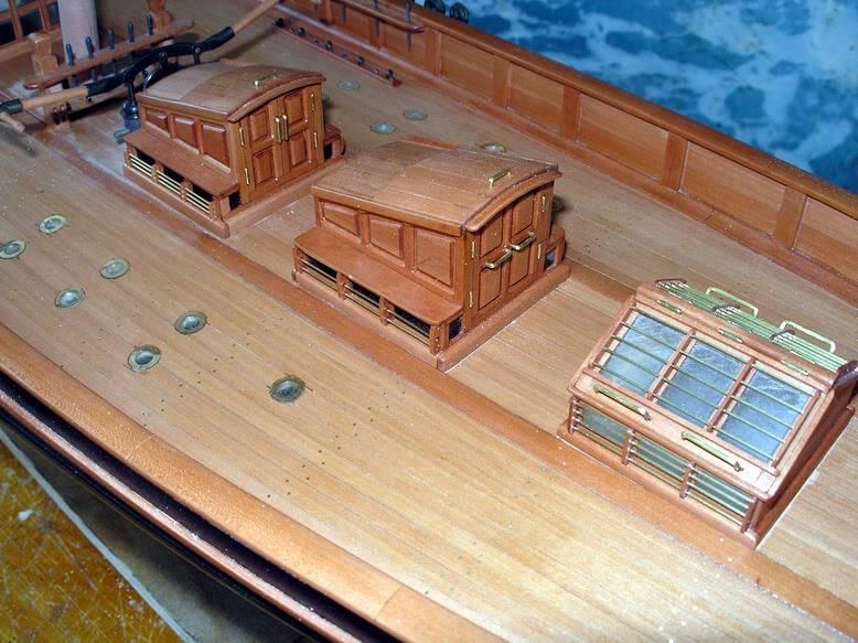 Yacht Imperiale Queen Victoria - Tecnica Costruttiva dello Scafo - Pagina 4 IMG_03470