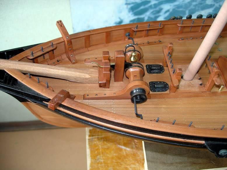 Yacht Imperiale Queen Victoria - Tecnica Costruttiva dello Scafo - Pagina 4 IMG_03490