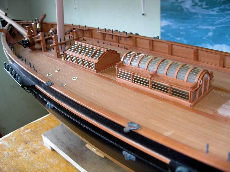 Yacht Imperiale Queen Victoria - Tecnica Costruttiva dello Scafo - Pagina 4 IMG_03500
